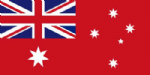 Australia Red Ensign Large Flag - 5' x 3'.